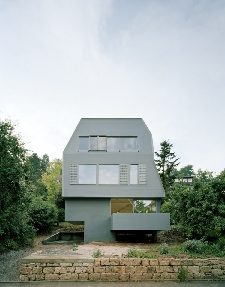 JustK House, The Modern House