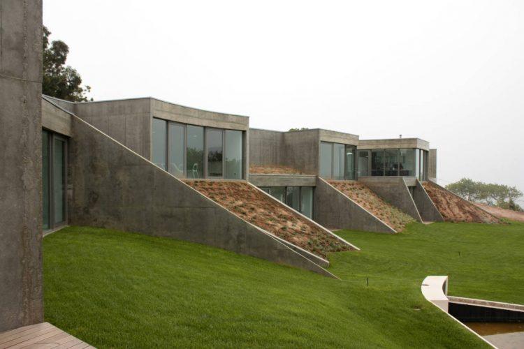 House Fox do Arelho, The Modern House