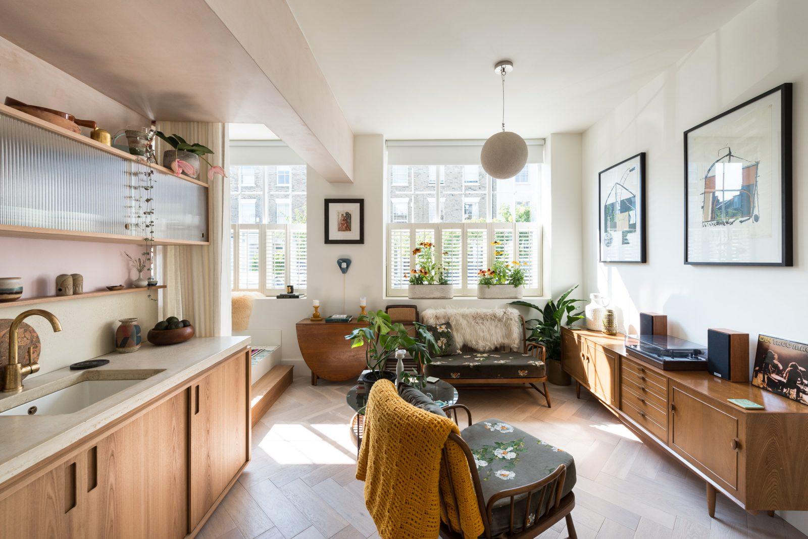 Wilton Way, The Modern House