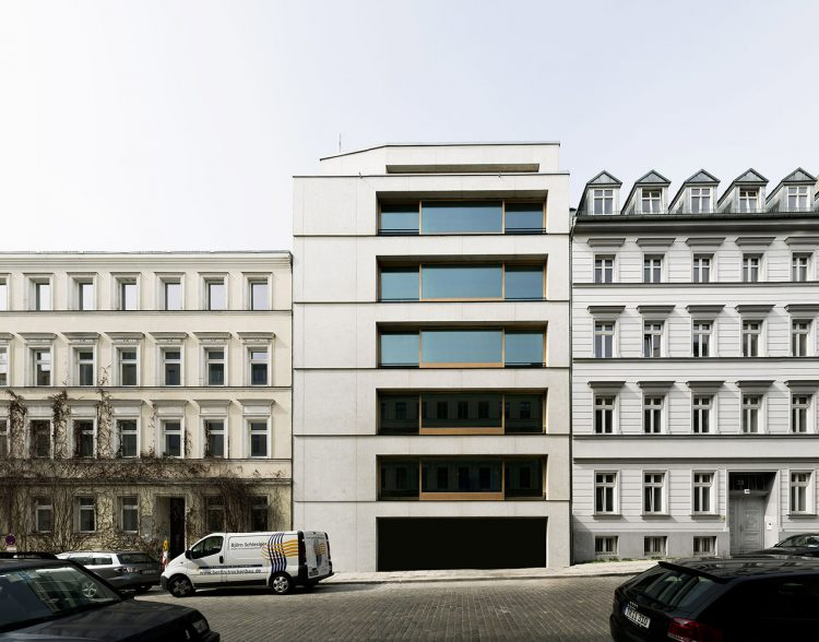 Monohaus, Berlin, The Modern House
