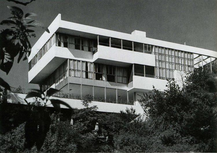 Lovell House, Richard Neutra, The Modern House