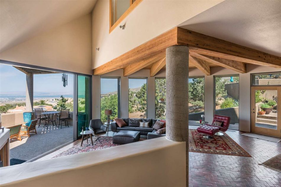 Whats It Worth >> What's on the Market: Spring Creek Place by Antoine Predock   Journal   The Modern House