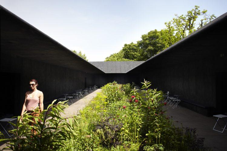 Serpentine Pavilions, The Modern House