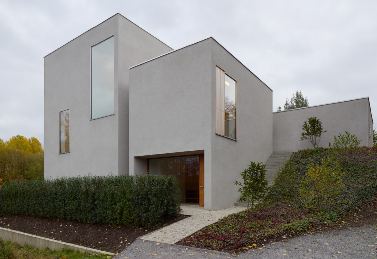 Palmgren House, John Pawson, The Modern House
