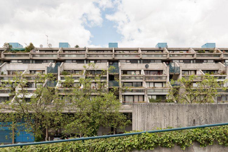 Rowley Way, The Modern House