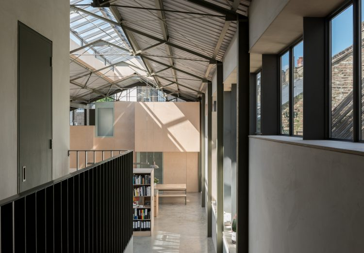 The Workshop, The Modern House