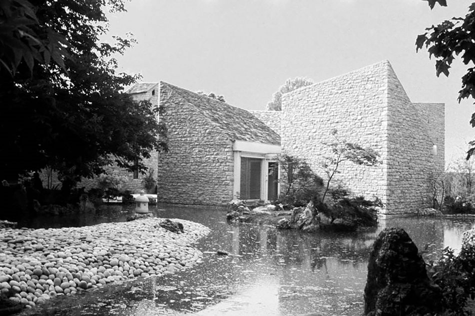 House in Oxfordshire by Stout & Litchfield