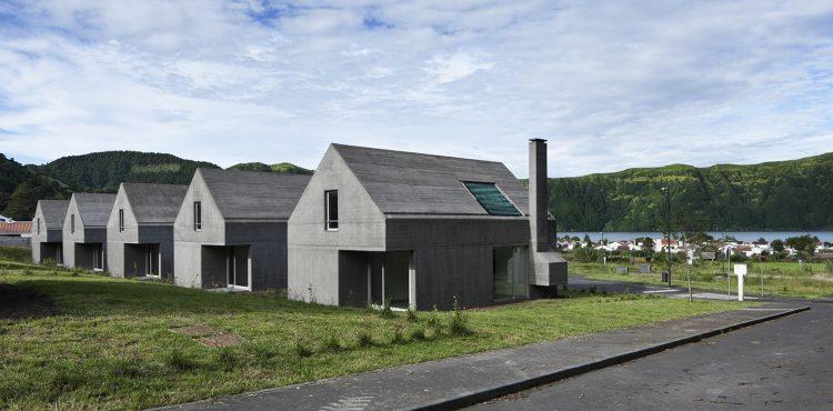 Sete Cidades, Eduardo Souto de Moura, The Modern House