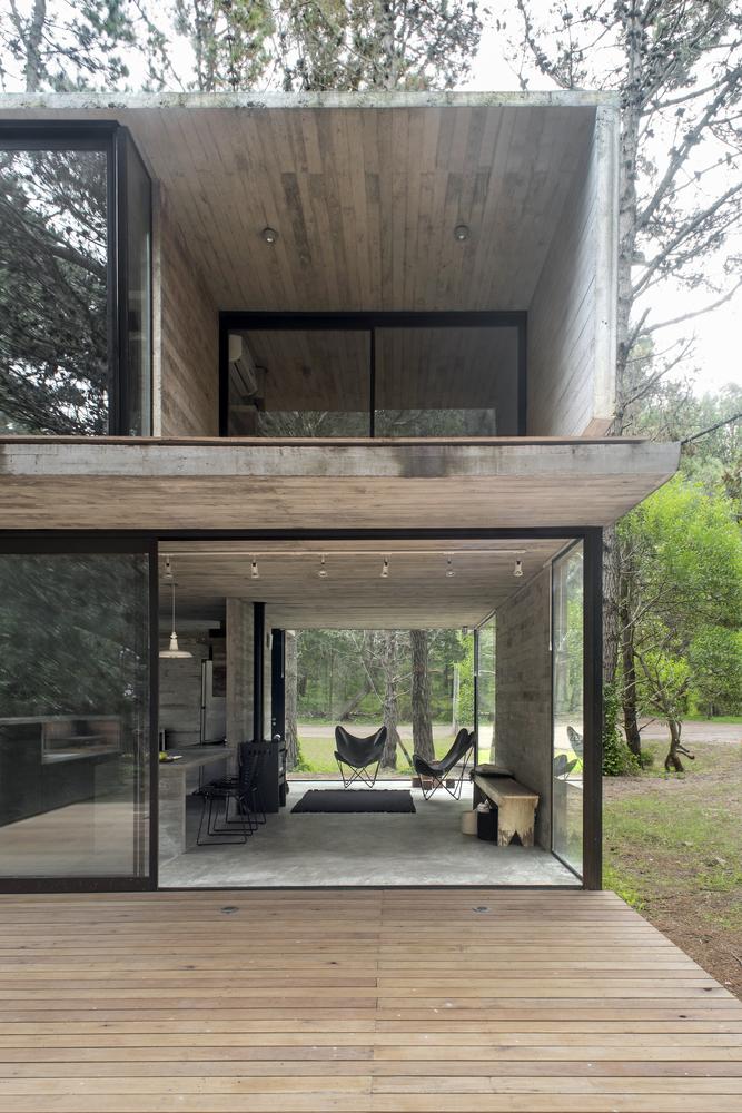H3 House, The Modern House