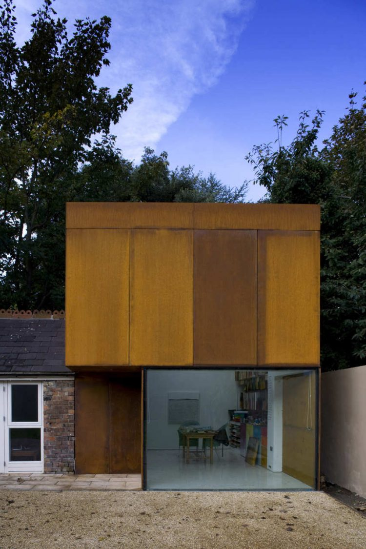 Palmerston Studio, Boyd Cody Architects, The Modern House