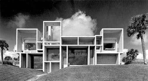 Milam Residence, Paul Rudolph, The Modern House