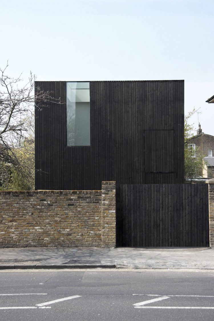 Sunken House, Adjaye Associates, The Modern House