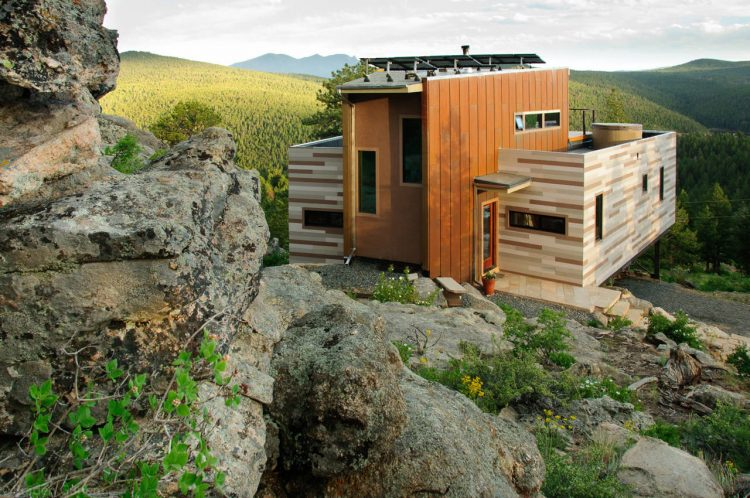 Shipping Container House, The Modern House