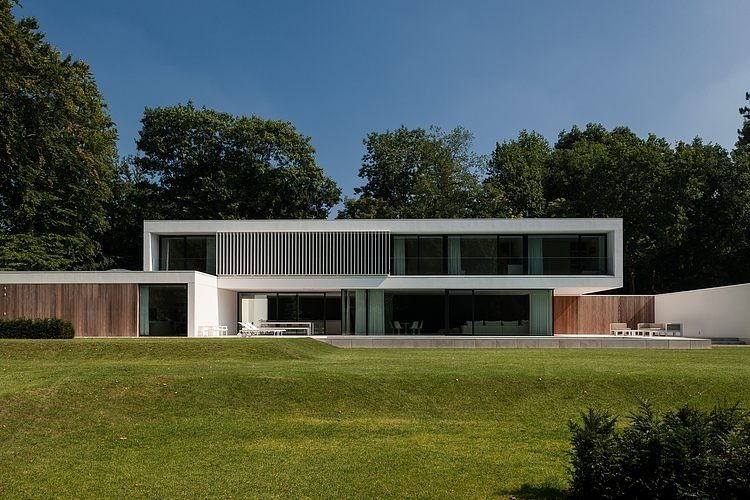 HS Residence, Cubyc Architects, The Modern House