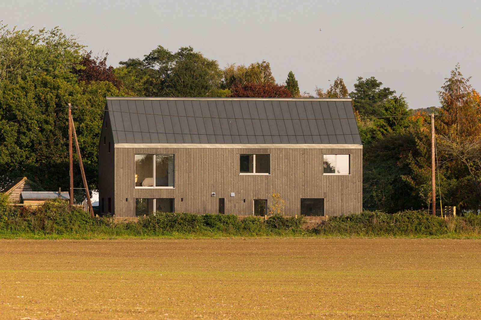 Chieveley, Berkshire, The Modern House
