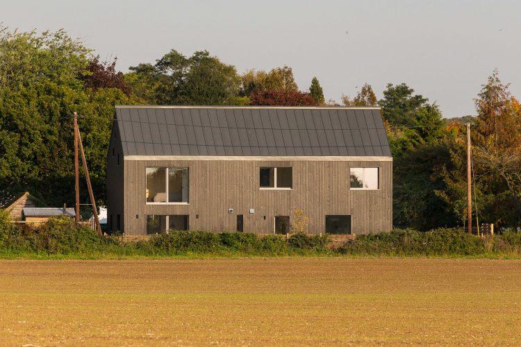 Chieveley, Berkshire, The Modern House