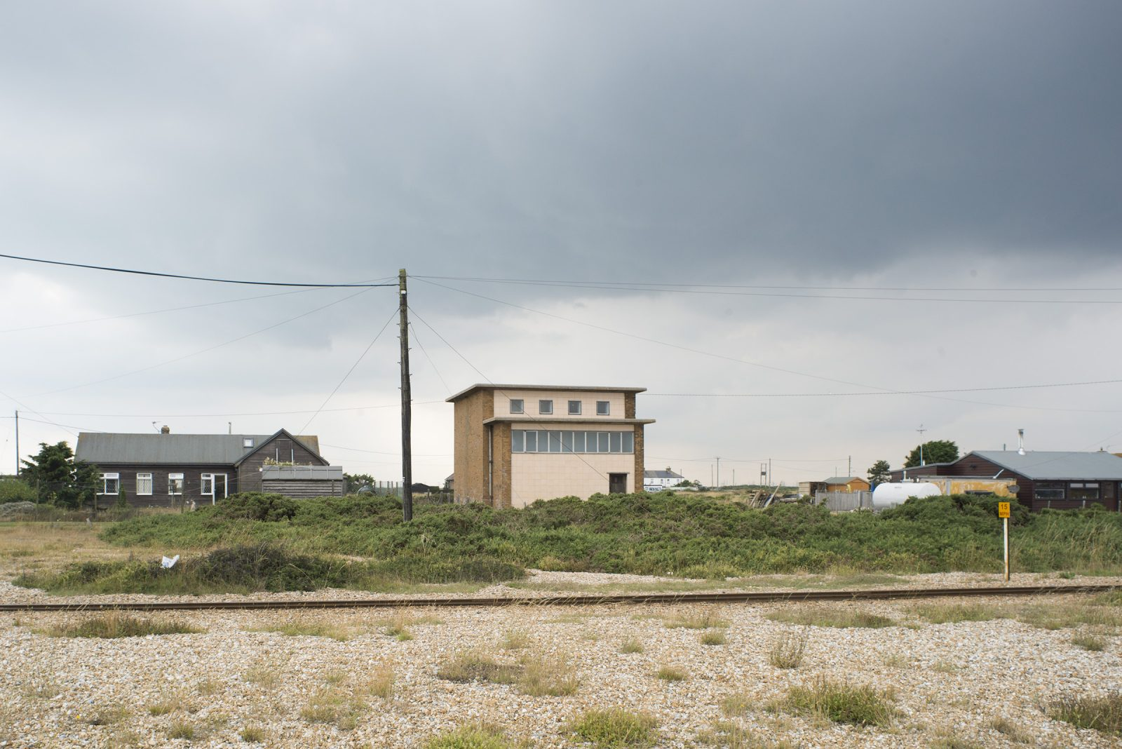Link House, Dungeness, Kent, The Modern House