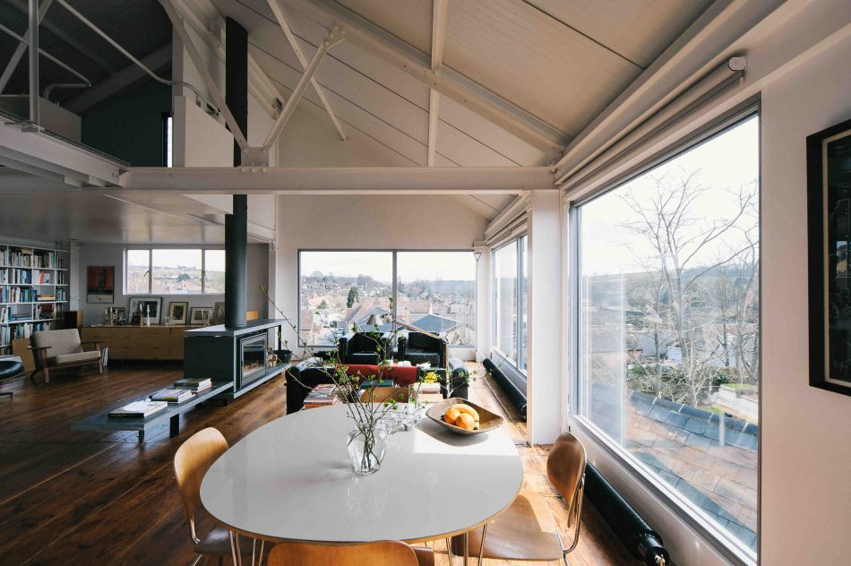 Loft Apartments, The Modern House