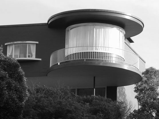 House Of The Day Russell House By Erich Mendelsohn