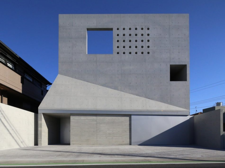 House by Fuse-Atelier, The Modern House