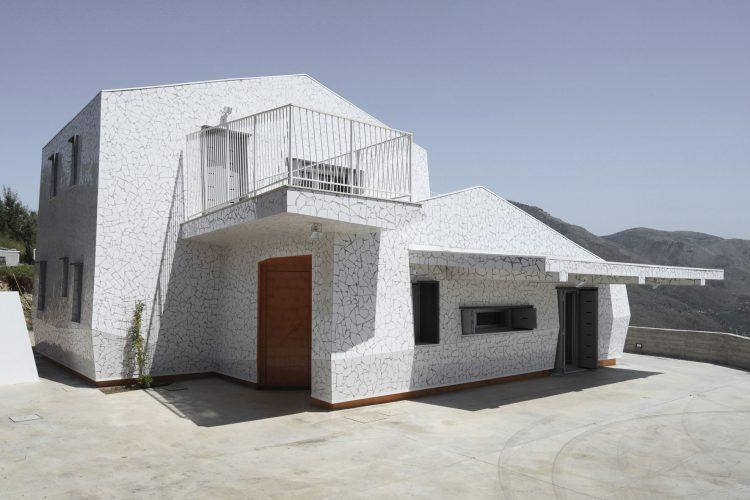 Itri Villa, Lazio, The Modern House