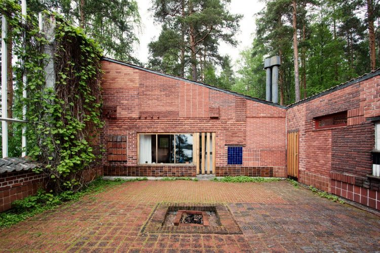 Experimental House, Alvar Aalto, The Modern House