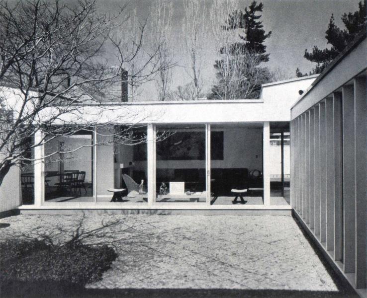 Casa Sert, Josep Lluis Sert, The Modern House