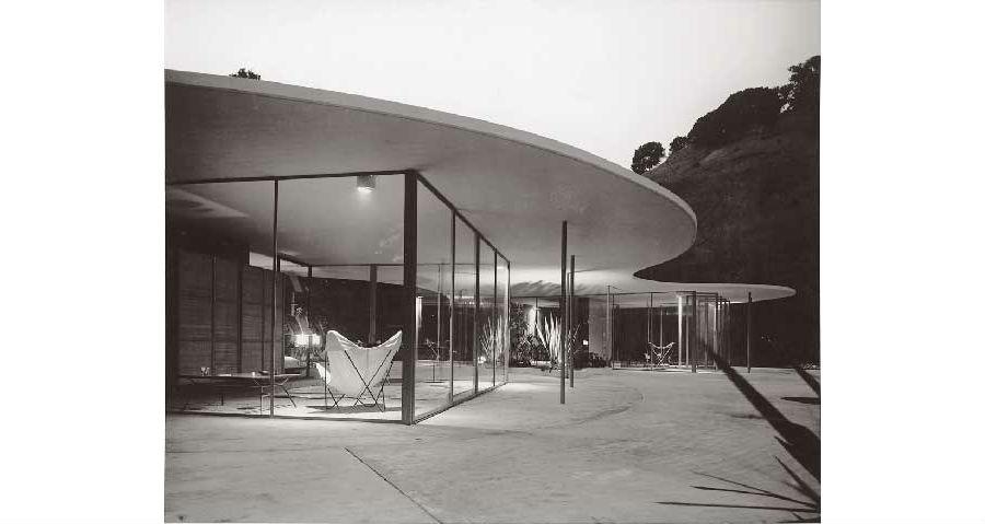 Everett House, William Russell Everett, The Modern House