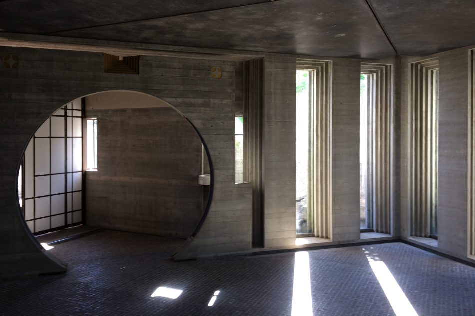 Carlo Scarpa's Brion-Vega Cemetery, The Modern House