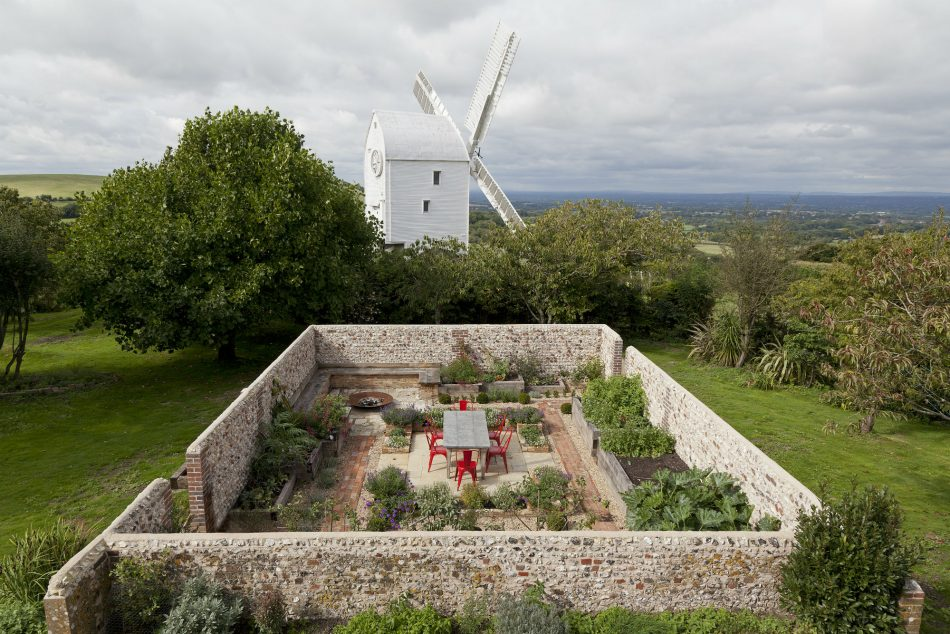 Mill House, West Sussex, The Modern House
