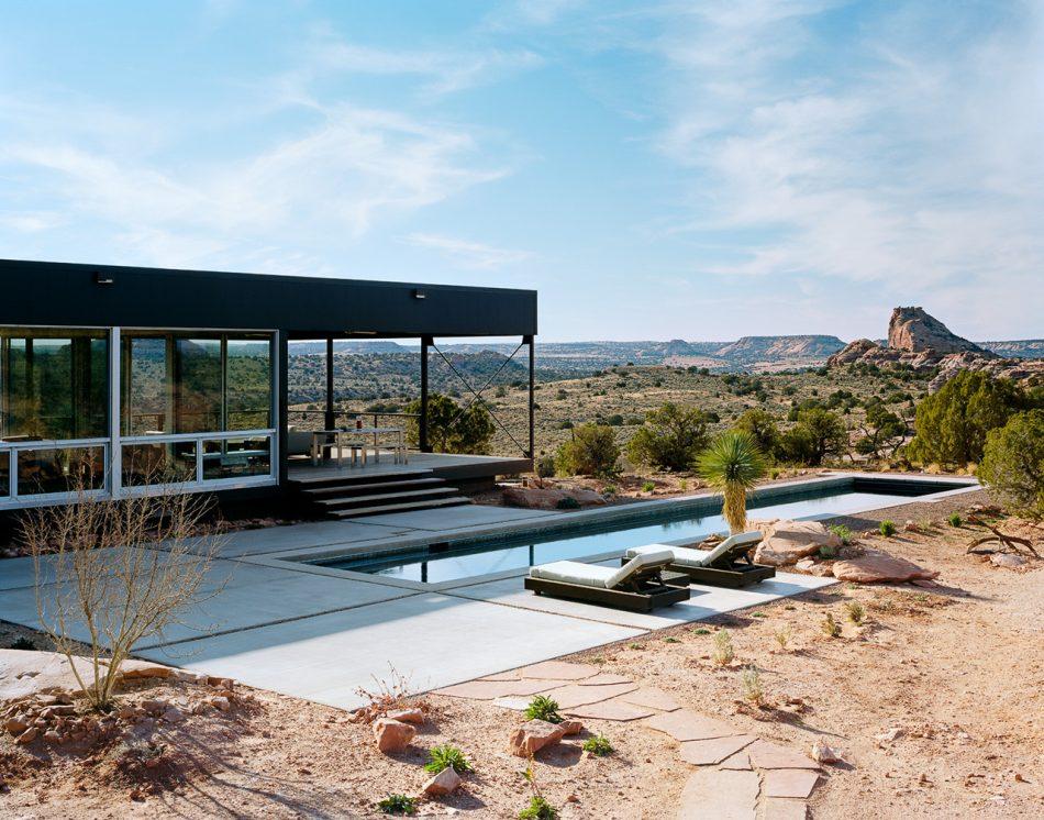 Hidden Valley by Marmol Radziner Prefab, The Modern House