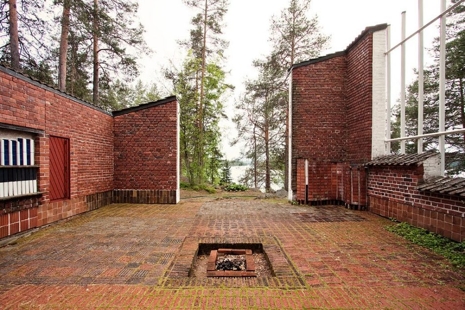 Experimental House, Alvar Aalto, The Modern House