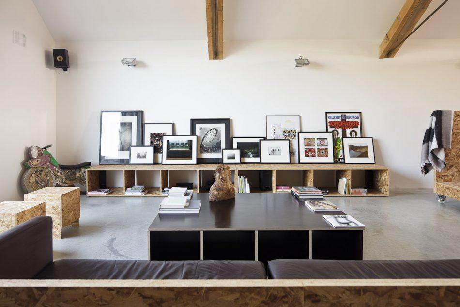 Ochre Barn, Norfolk, The Modern House