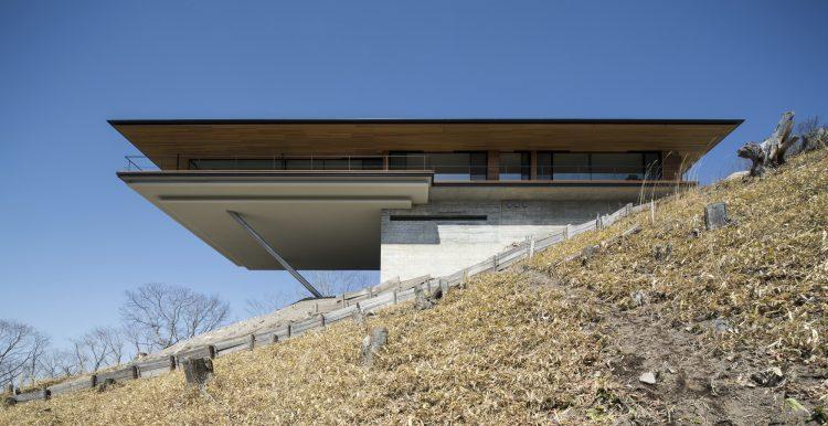 House in Yatsugatake by Kidosaki Architects Studio, The Modern House
