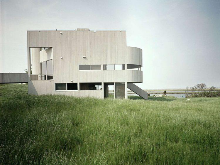 Cooper Residence, Gwathmey Siegel Associates, The Modern House