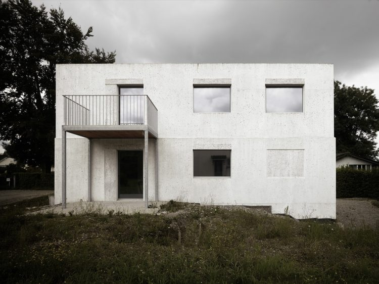 Haus Meister by HDPF, The Modern House