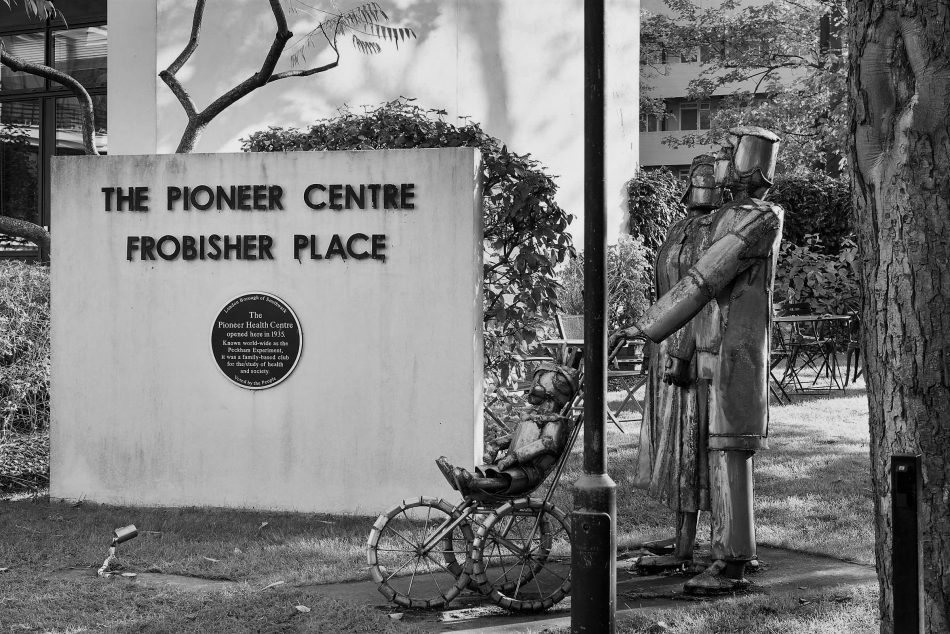 Pioneer Centre History #1