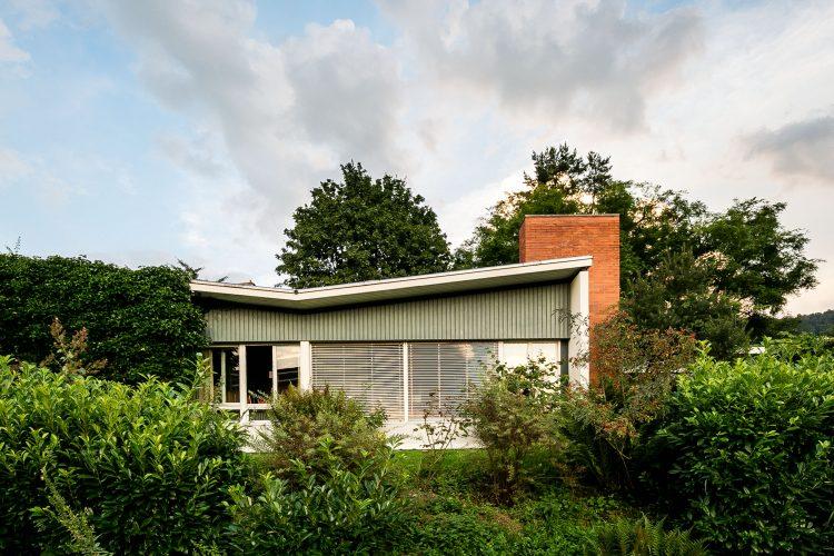 Haus Dalcher, Leo Hafner, The Modern House