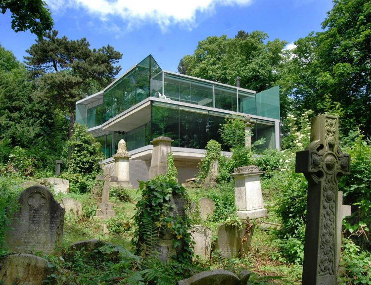 Swains Lane, From the Archive, The Modern House