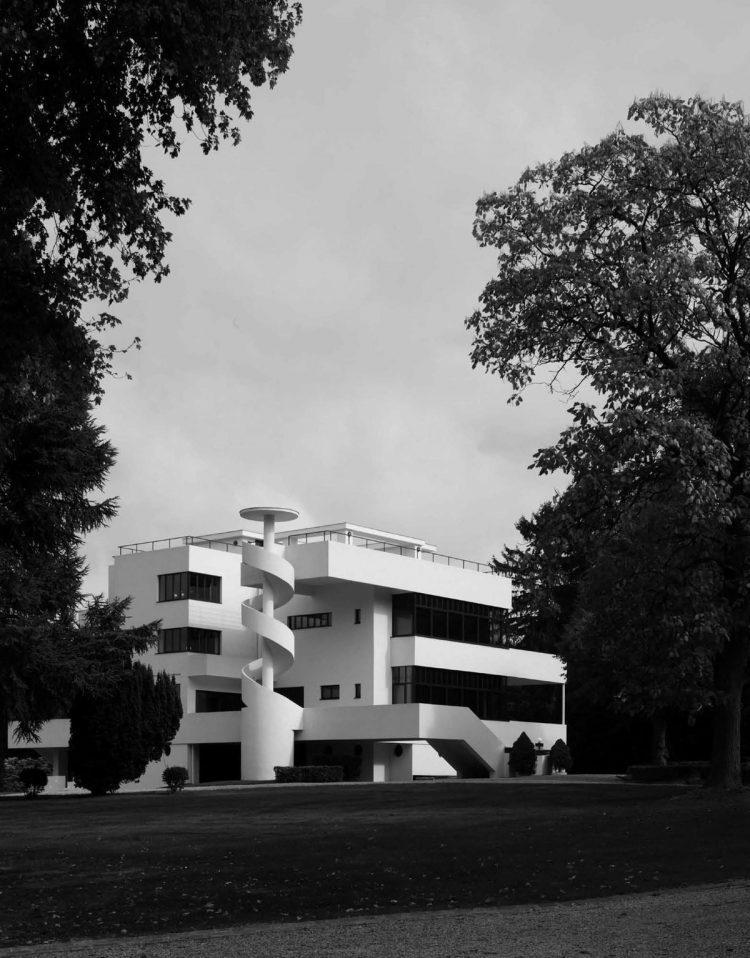 Villa Dirickz, Marcel Leborgne, The Modern House