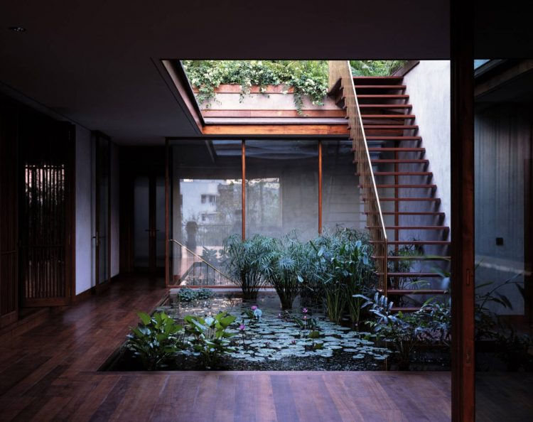 House on Pali Hill, Studio Mumbai, The Modern House
