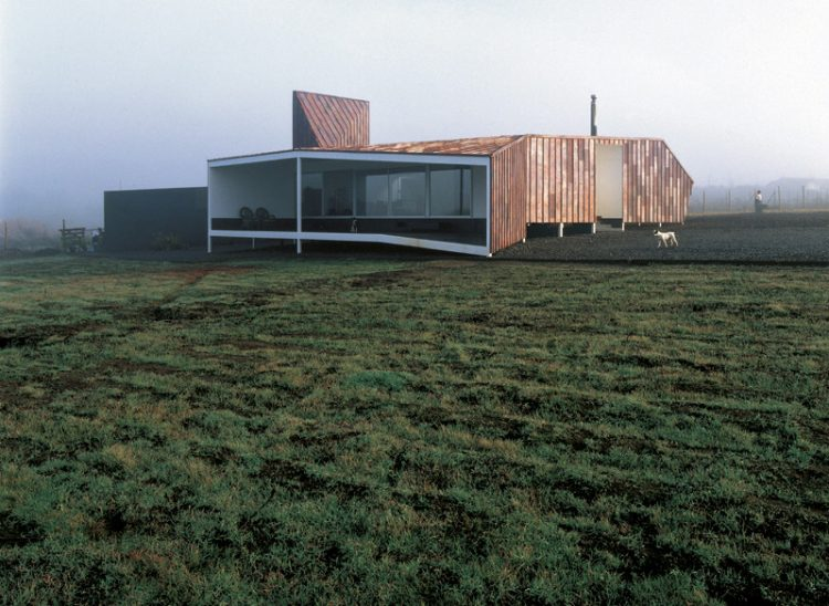 Copper House 2, Smiljan Radic, The Modern House