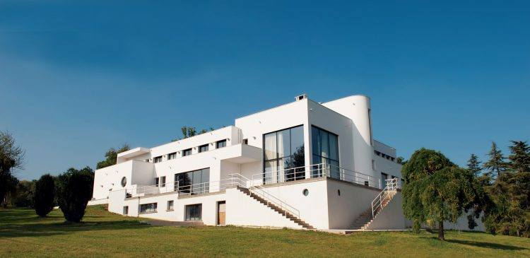 Villa Paul Poiret, Robert Mallet-Stevens, The Modern House
