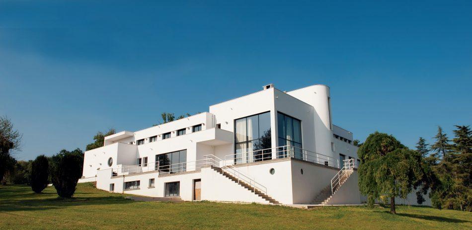 Villa Paul Poiret, Robert Mallet-Stevens, The Modern House