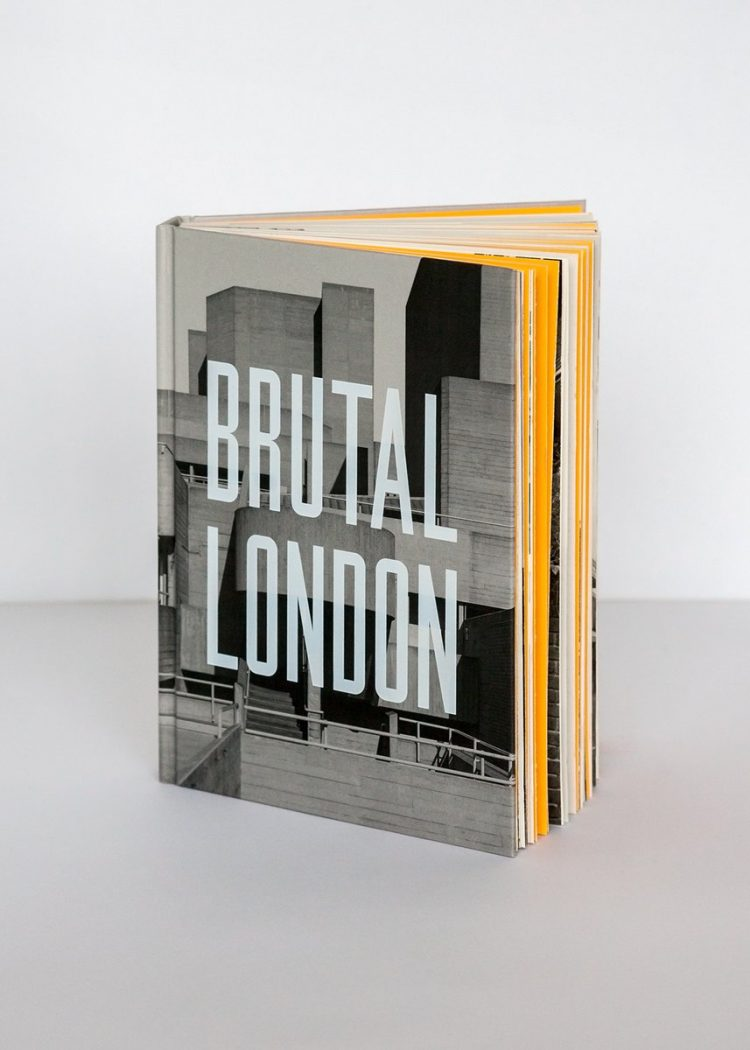 Brutal London, Simon Phipps, The Modern House