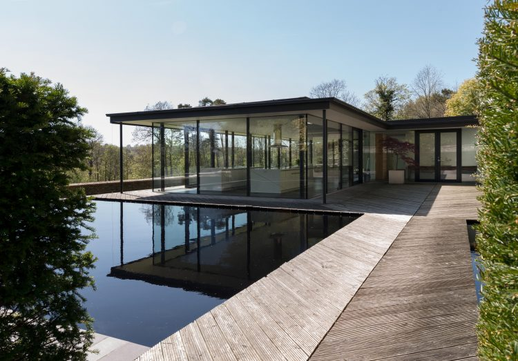 The Walled Garden, East Sussex, The Modern House