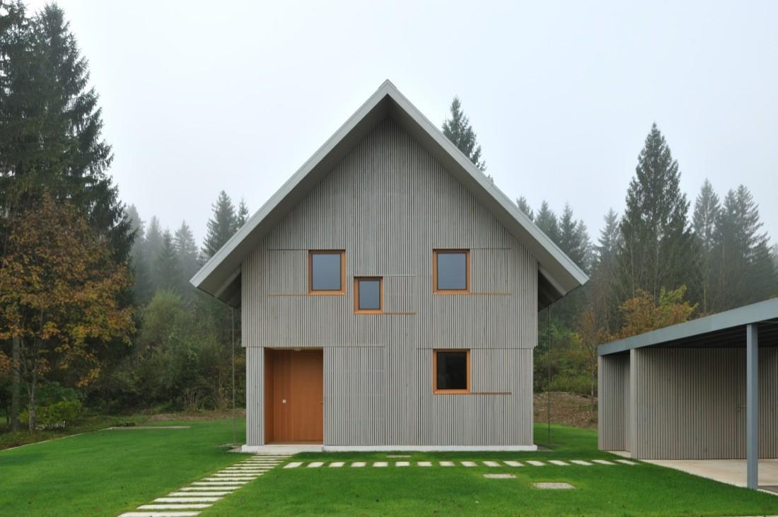House R, Bevk Perovic arhitekti