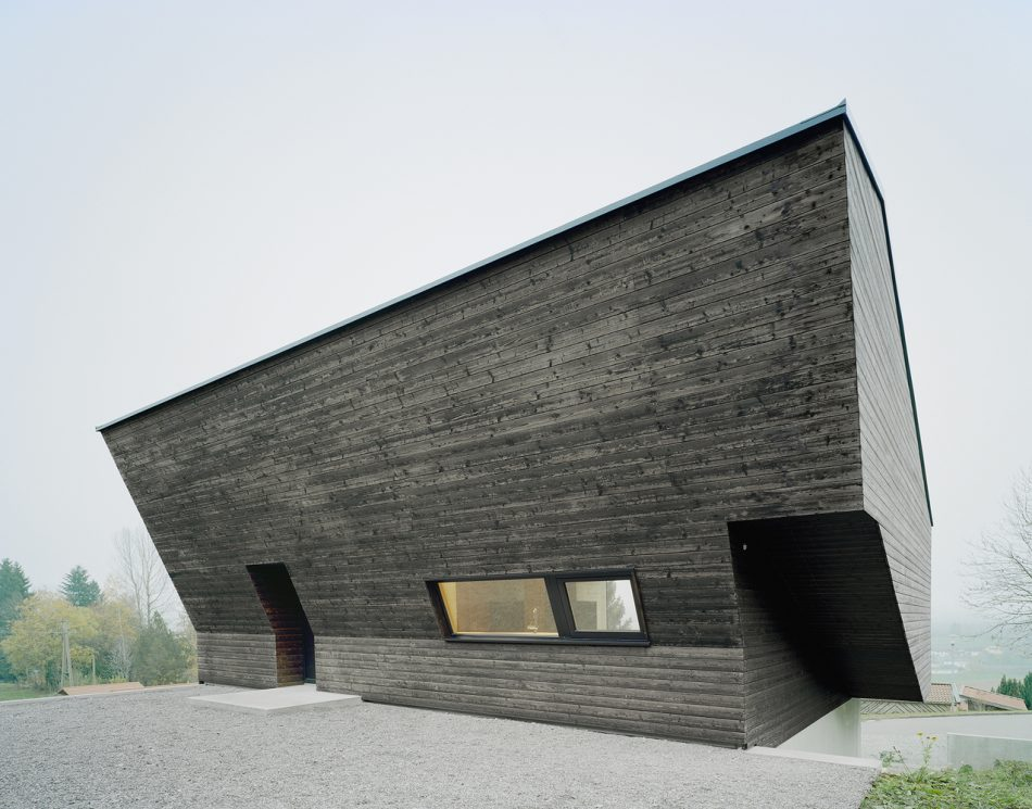 House Of The Day House P By Yonder Architektur Und Design