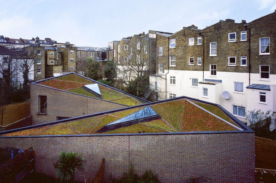 Ott's Yard, The Modern House