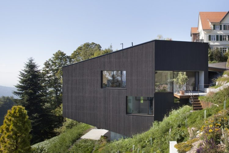 House Sch, Dietrich | Untertrifaller Architects, The Modern House